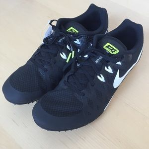 Nike Zoom Rival M 8 Track Spikes 806555-017 Sz 11